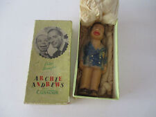 CUSSONS SOAP FIGURE OF ARCHIE ANDREWS - PETER BROUGH'S VENTRILOQUIST DUMMY