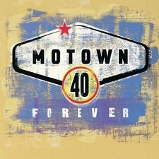 Motown-40 forever (1998) Jackson 5, Diana Ross, Rick James, Jermaine Ja.. [2 CD]