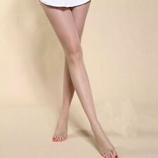 Ladies Stretchy Anti-off Silk Cored Wire Fish Head Open Toe Pantyhose Stockings