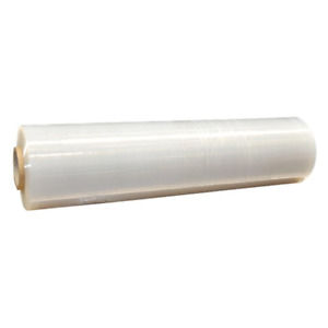 500mmx300m Eco Clear Pallet Plastic Wrap Shrink Wrapping Film Max Stretch Roll