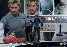Hot Toys Avengers: Age of Ultron 1/6th Quicksilver Collectible Figure MMS302