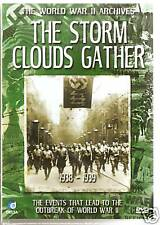 THE WORLD WAR II ARCHIVES DVD THE STORM CLOUDS GATHER