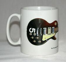 Guitar Mug. Pete Townshend's Gibson Les Paul #5 illustration.