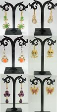 A-25 Wholesale Jewelry lots 10 pairs Mixed Style Drop/Buttons Fashion  Earrings