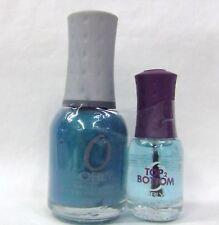 ORLY Nail Polish Color BALAMOS 40736 .6oz/18ml + Mini Top 2 Bottom