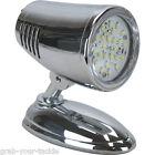 4 x LED INTERIOR READING LIGHT LAMP 12V 12 VOLT L.E.D CARAVAN BOAT
