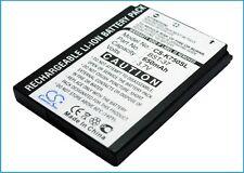 BATTERIA agli ioni di litio per Sony-Ericsson W810i Z550i k310a Z525a K510a W350i W710C Z530i