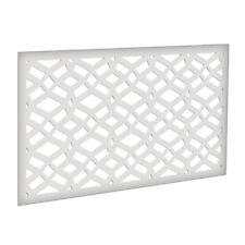 Xpanse 2 Ft. W X 4 Ft. L White Polymer Lattice Panel