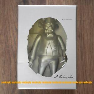 "Mo-Wax Futura x A Bathing Bape APE Sound Nigo Vinyl Figure Vintage 1998 ""AS IS"""