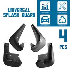 4pcs Universal Front Rear Car Mud Flaps Splash Guards Mudflaps Mudgurads Fender