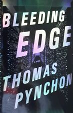 THOMAS PYNCHON~BLEEDING EDGE~2013 UNREAD 1ST EDITION/1ST PRINTING MYLAR COVER