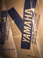 Vintage Yamaha YHB-A8 PULSATOR Car Stereo Speaker System & Box JAPAN GOLF