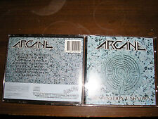 ARCANE - Destination unknown   1990       WILD RAGS      1.press