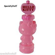 NEW SANRIO HELLO KITTY SQUEEZE N SIP BOTTLE BPA-FREE ZAK! girls pink (QU)