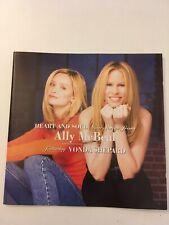 HEART AND SOUL NEW SONGS FROM ALLY MCBEAL (BOF) - VONDA SHEPPARD (CD)