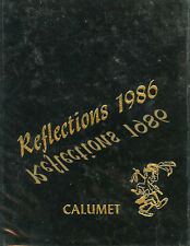 1986 Arapahoe High School Yearbook - Littleton, Colorado - Calumet