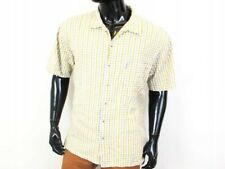 *F Columbia Mens Shirt Short Sleeve Checks XXL
