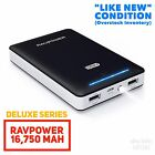RAVPower 16750mAh Portable Charger 4.5A RP-PB19 USB External Mobile Battery Pack