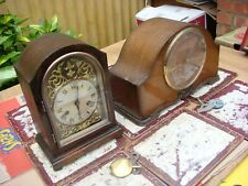 More details for vintage smith  westminster chimes mantle clock   ( see video )