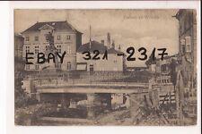 Fresnes –en-Woevre ca. 1915 2 tolle Stempel Luftschiff Art. und Nr. 92 Feldposts
