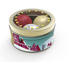 EOS Limited Edition Holiday Christmas Lasting Hydration Lip Care Organic Shea