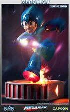 First4Figures Running Megaman Exclusive Edition Mint in Box