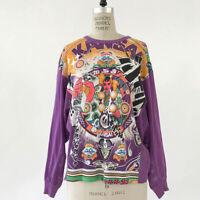 ⭕ 80s Vintage Kansai Yamamoto Kabuki shirt : avant garde issey yohji miyake 90s