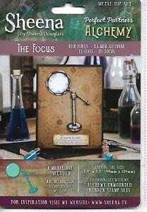 SHEENA DOUGLASS ALCHEMY THE FOCUS MAGNIFIER ~ Looking Good ~ rrp £10.99 RETIRED