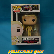Suicide Squad - Inmate Harley Quinn Pop! + POP PROTECTOR