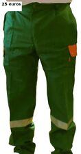 Pantalon de travail haute visibilité NEUF taille 42 - Marque BERJAC