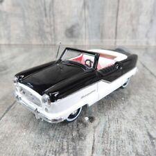 VITESSE - 1:43 - Nash Metropolitan Cabrio - schwarz / weiss -  #L42571