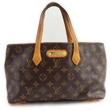 Louis Vuitton Tote Bag M45643 Wilshire PM Browns Monogram 1709687