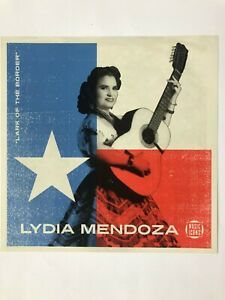 """US Postage Sheet, #4786, """"Lydia Mendoza"""", Pane of 16 FOREVER.Stamps, MNH"""