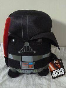 STAR WARS- Licensed Star Wars DARTH VADER 25cm PLUSH SOFT TOY DOLL BRAND NEW
