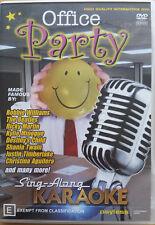 DVD Karaoke Sing-Along - Office Party