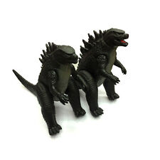 Set of 2 pcs New Movie 2014 Godzilla Monster action figures Toy Collection 7""