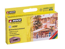 Plus 14392 HO L-C Marché de NoëL a été (LASER CUT minis Kit de montage) # in #
