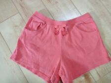 Girl Gymboree Jungle Gem Coral Shorts 8 EUC