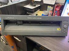 New Listingroland Camm 1 Cx 24 Vinyl Cutter Plotter