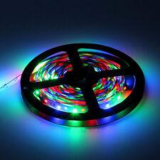 5m LED RGB 3528 Streifen Strip 300 SMD 3000 LEDS Band Leiste Lichterkette WYS