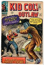 Kid Colt Outlaw #127, Very Good - Fine Condition