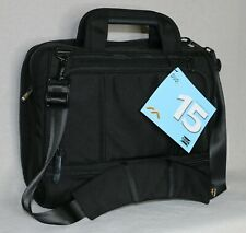 Brenthaven NEW Black 15 Inch Laptop Medium Office Travel Bag