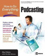 How to Do Everything with Podcasting (How to Do Everything)-ExLibrary