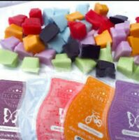 BNIB 3 packs 8 cubes  Scentsy Wax Bars BEST PRICE ON EBAY melts scents IN STOCK