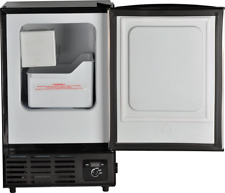Smeta Built-In Commercial Ice Machine Restaurant Undercounter Ice Maker Fridge