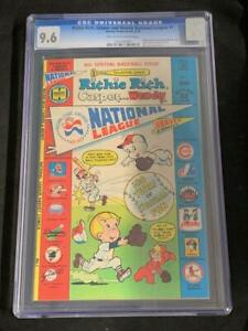 RICHIE RICH, CASPER, WENDY, NATIONAL LEAGUE #1, Harvey Public. (1976), CGC 9.6