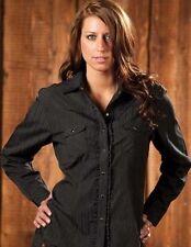 Hüftlang Damenblusen,-Tops & -Shirts mit Baumwollmischung ohne Muster für Freizeit