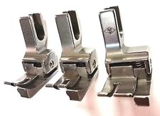 NEW  PRESSER FOOT CR30, CR50, CR80 FOR INDUSTRIAL SEWING MACHINE JUKI , BROTHER