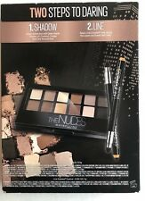 Maybelline Dare to Go Nude Eyeshadow Palette and Eye Pencil LIMITED!