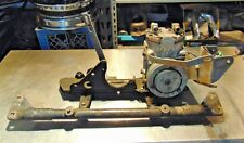 Citroen SM Maserati Merak Front AC+Pump Bracket With Compressor-Nice Shape-BUS